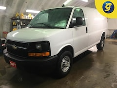 2017 Chevrolet Express LS | On Star | Automatic | Leather Seats Minivan