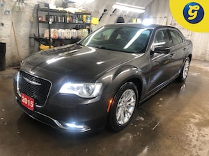 2015 Chrysler 300 Limited * Leather Trimmed Bucket Seats * Dual-Pane
