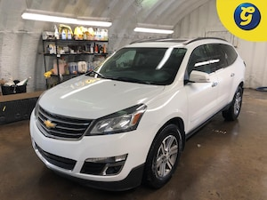 2016 Chevrolet Traverse LT * AWD * Navigation * Leather * Overhead DVD * S