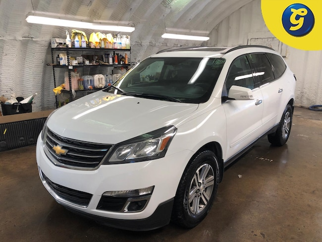 2016 Chevrolet Traverse LT * AWD * Navigation * Leather * Overhead DVD * S SUV
