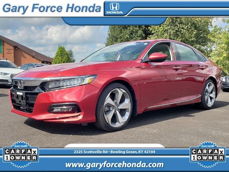 Used 2018 Honda Accord For Sale at Gary Force Honda | VIN