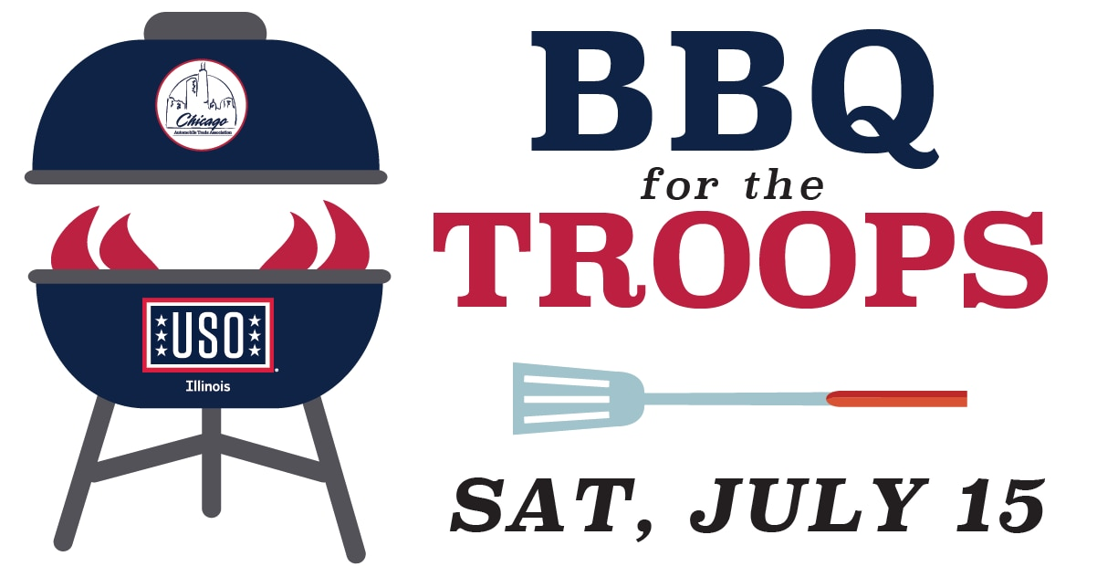 Gary Lang Auto Group Hosts 5th Annual USO Barbecue for the Troops