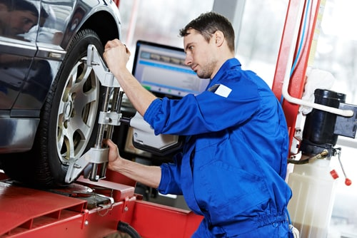 Tire Alignment Services | McHenry, IL