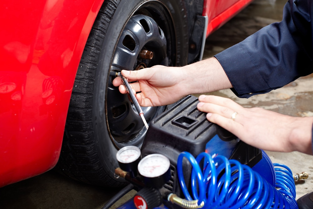 Tire Pressure Light Service | McHenry, IL