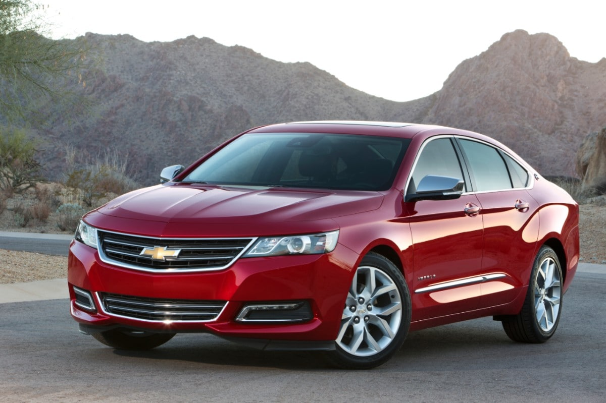 All New 2014 Chevrolet Impala Now Available At Gary Lang