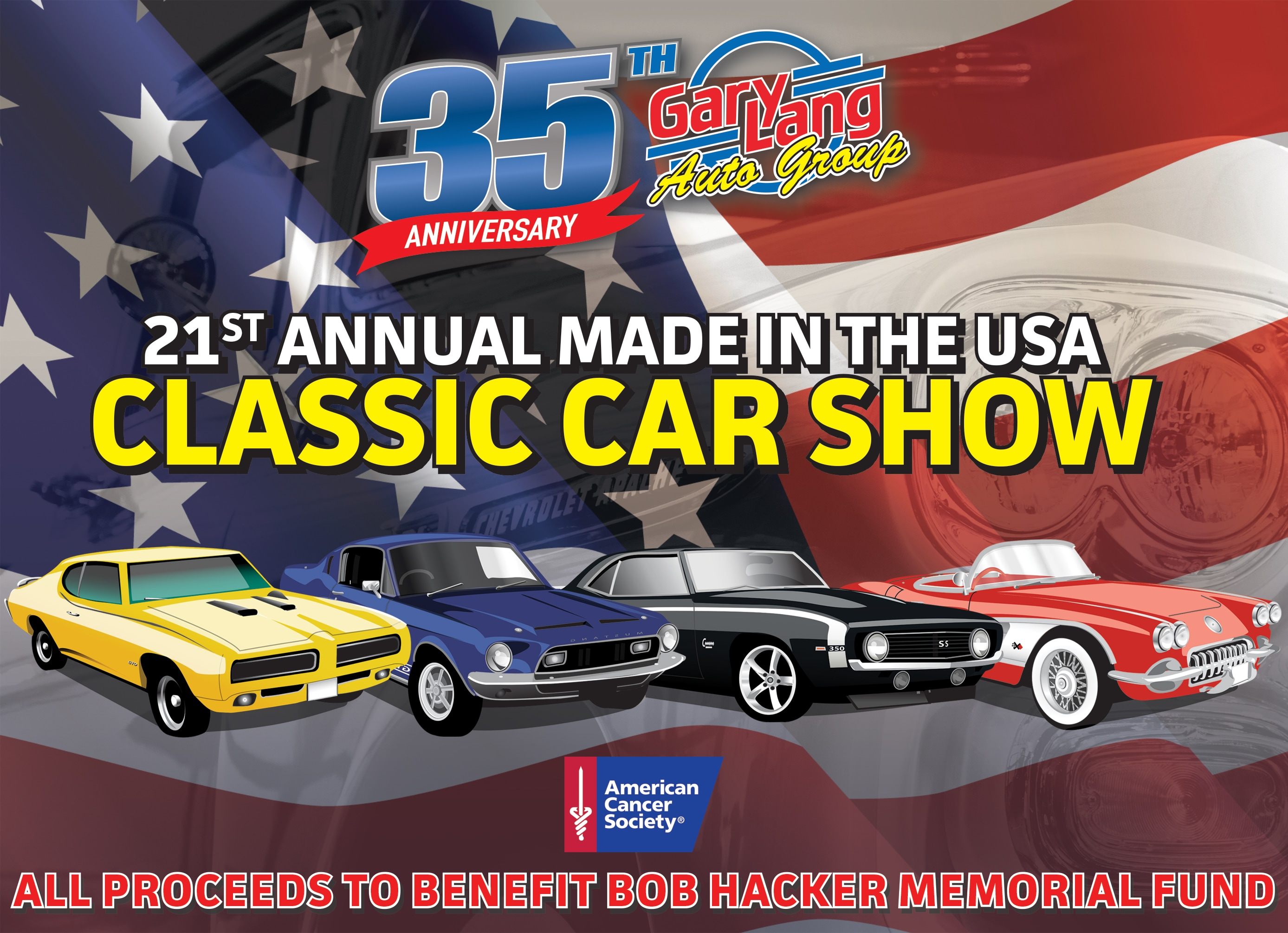Classic Car Show at Gary Lang Auto Group | McHenry, IL