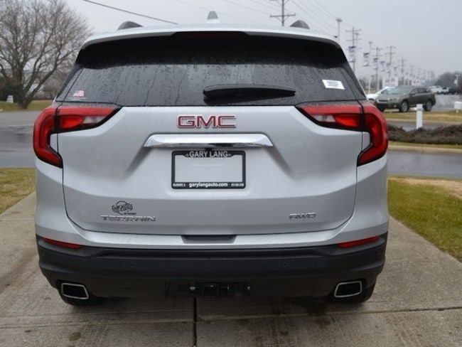 New 2018 GMC Terrain For Sale | McHenry IL | Also Serving ...
