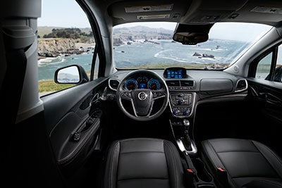2016 Buick Encore Interior Features | McHenry, IL