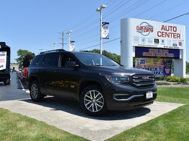 New 2019 Gmc Acadia Sle 2 For Sale In Mchenry Il 190002 Serving
