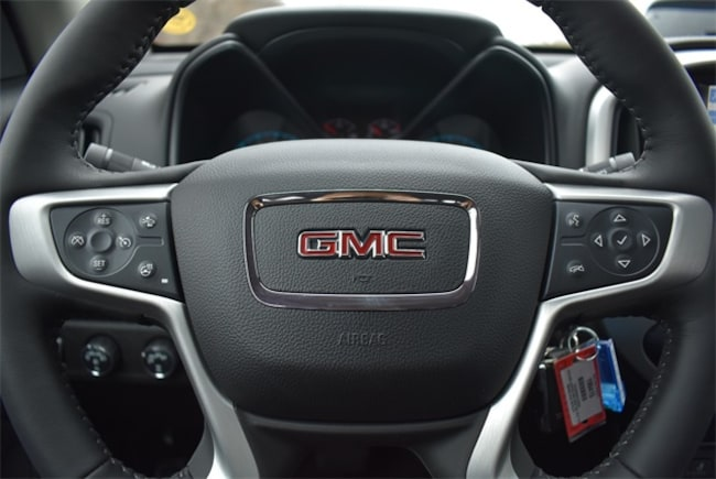 New 2019 GMC Canyon SLT For Sale in McHenry IL | 190415 | Serving Crystal Lake, Elgin and ...