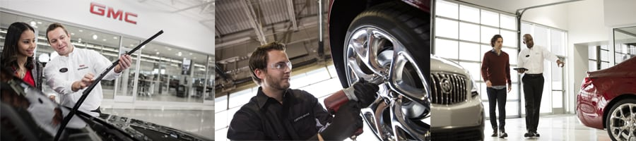 Buick GMC Certified Service and Repairs | McHenry, IL