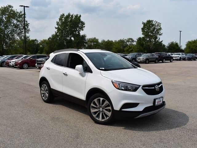 New 2019 Buick Encore Preferred For Sale In Mchenry Il 190046