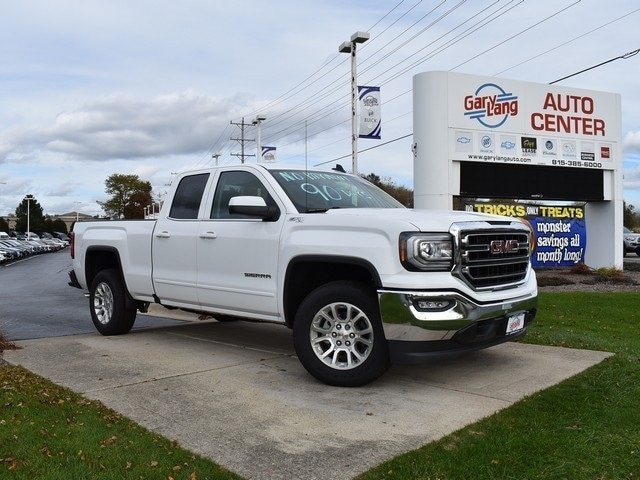 New 2019 Gmc Sierra 1500 Limited Sle For Sale In Mchenry Il 190233