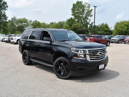 New 2019 Chevrolet Tahoe For Sale | McHenry IL | Also