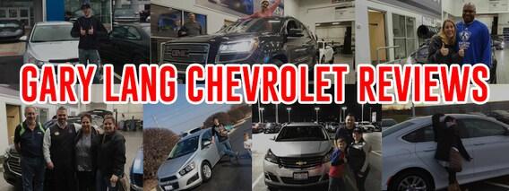 Gary Lang Chevy >> Customer Testimonials Dealership Reviews Gary Lang Chevrolet