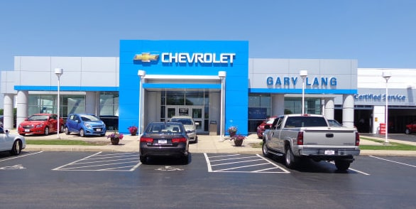 Chevy Dealership in McHenry, IL