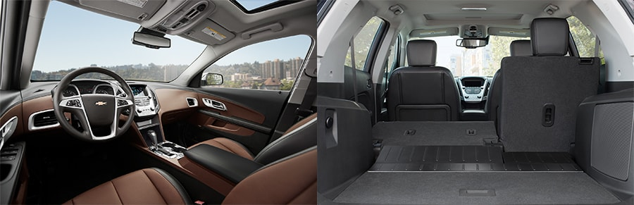 2016 Chevy Equinox Interior Features | McHenry, IL