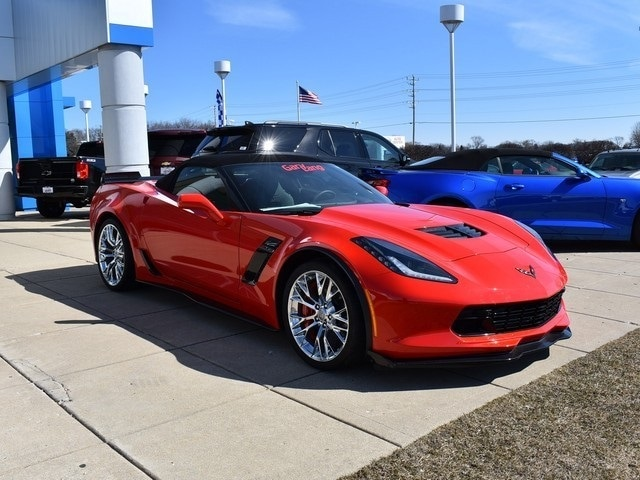 Bon 2018 Chevrolet Corvette Z06 Convertible