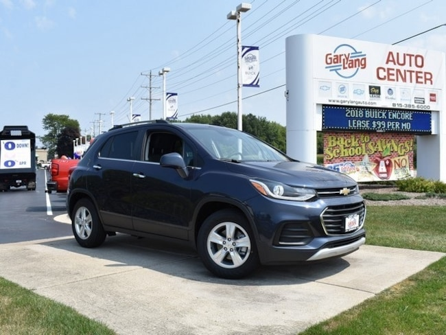 New 2019 Chevrolet Trax For Sale Mchenry Il Also Serving
