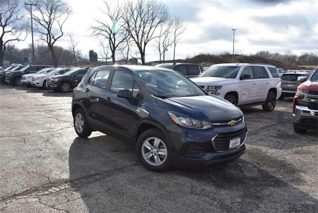 New 2019 Chevrolet Trax For Sale At Gary Lang Auto Group Vin