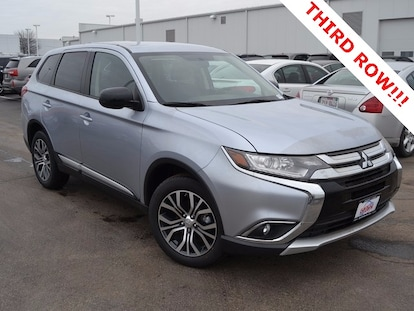 New 2017 Mitsubishi Outlander For Sale at Gary Lang Auto