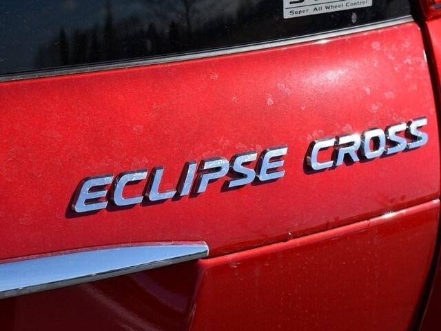... 2018 Mitsubishi Eclipse Cross 1.5 SE CUV ...