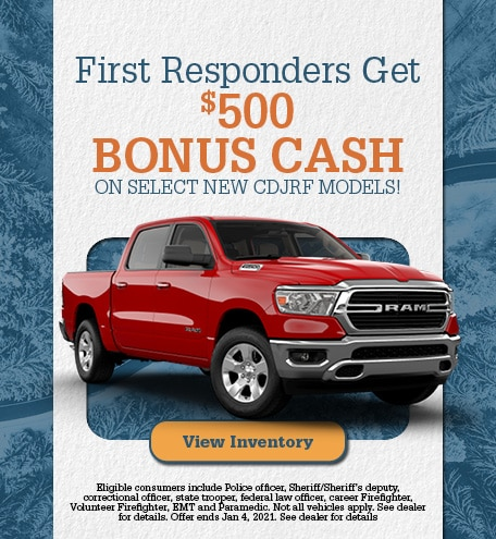 January | First Responders