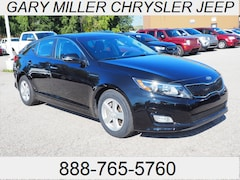 Used 2015 Kia Optima LX FWD Sedan KNAGM4A79F5662979 for sale in Erie, PA at Gary Miller Chrysler Dodge Jeep Ram