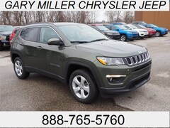 New 2019 Jeep Compass LATITUDE 4X4 Sport Utility 3C4NJDBBXKT682447 for sale in Erie, PA at Gary Miller Chrysler Dodge Jeep Ram