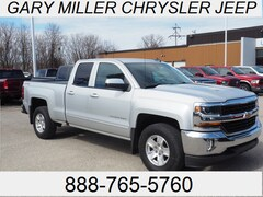 Used 2016 Chevrolet Silverado 1500 LT Truck Double Cab 1GCVKREC8GZ263432 for sale in Erie, PA at Gary Miller Chrysler Dodge Jeep Ram