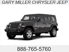 New 2018 Jeep Wrangler UNLIMITED SPORT 4X4 Sport Utility 1C4HJXDN4JW296086 for sale in Erie, PA at Gary Miller Chrysler Dodge Jeep Ram
