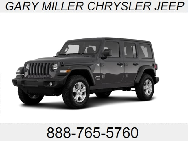 New 2018 Jeep Wrangler UNLIMITED SPORT S 4X4 Sport Utility Erie