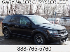 New 2018 Dodge Journey SE Sport Utility 3C4PDCAB1JT498802 for sale in Erie, PA at Gary Miller Chrysler Dodge Jeep Ram