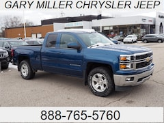 Used 2015 Chevrolet Silverado 1500 LT Truck Double Cab 1GCVKREC2FZ308430 for sale in Erie, PA at Gary Miller Chrysler Dodge Jeep Ram