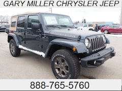 New 2018 Jeep Wrangler JK UNLIMITED GOLDEN EAGLE 4X4 Sport Utility 1C4BJWDG2JL871899 for sale in Erie, PA at Gary Miller Chrysler Dodge Jeep Ram