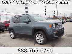 New 2018 Jeep Renegade LATITUDE 4X4 Sport Utility ZACCJBBB5JPH82120 for sale in Erie, PA at Gary Miller Chrysler Dodge Jeep Ram