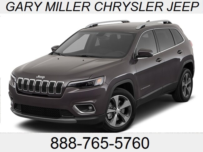 New 2019 Jeep Cherokee LATITUDE PLUS 4X4 Sport Utility Erie
