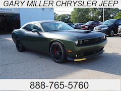 New 2018 Dodge Challenger T/A 392 Coupe 2C3CDZFJ3JH215010 for sale in Erie, PA at Gary Miller Chrysler Dodge Jeep Ram