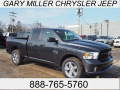 New 2019 Ram 1500 CLASSIC EXPRESS QUAD CAB 4X4 6'4 BOX Quad Cab 1C6RR7FG4KS535101 for sale in Erie, PA at Gary Miller Chrysler Dodge Jeep Ram
