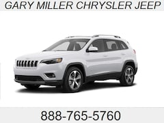 New 2019 Jeep Cherokee LIMITED 4X4 Sport Utility 1C4PJMDX4KD260679 for sale in Erie, PA at Gary Miller Chrysler Dodge Jeep Ram
