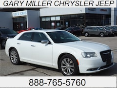 Certified 2018 Chrysler 300 Limited Sedan 2C3CCAKG8JH300391 for sale at Gary Miller Chrysler Dodge Jeep Ram in Erie, PA