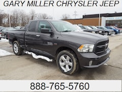 Certified 2016 Ram 1500 Tradesman/Express Truck Quad Cab 1C6RR7FT8GS111425 for sale at Gary Miller Chrysler Dodge Jeep Ram in Erie, PA