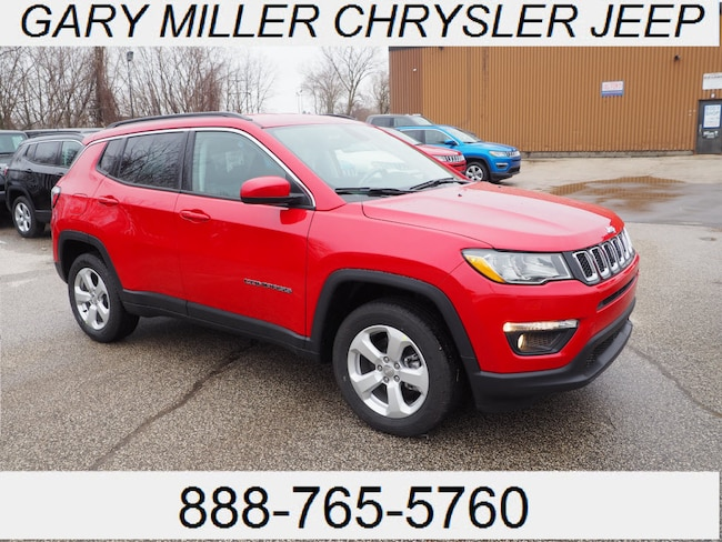 New 2019 Jeep Compass LATITUDE 4X4 Sport Utility Erie