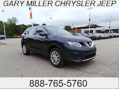 Used 2015 Nissan Rogue S SUV KNMAT2MV3FP562987 for sale in Erie, PA at Gary Miller Chrysler Dodge Jeep Ram