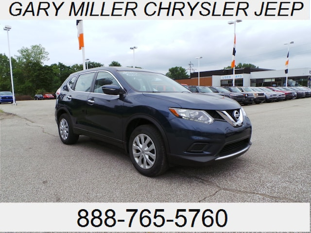 Nissan Erie Pa >> Used 2015 Nissan Rogue S For Sale In Erie Pa