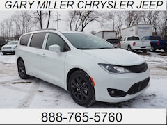 New 2018 Chrysler Pacifica TOURING PLUS Passenger Van 2C4RC1FG7JR194008 for sale in Erie, PA at Gary Miller Chrysler Dodge Jeep Ram