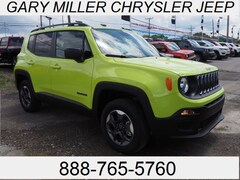 New 2018 Jeep Renegade SPORT 4X4 Sport Utility ZACCJBABXJPH71874 for sale in Erie, PA at Gary Miller Chrysler Dodge Jeep Ram