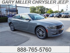 New 2018 Dodge Charger GT PLUS AWD Sedan 2C3CDXJG2JH198295 for sale in Erie, PA at Gary Miller Chrysler Dodge Jeep Ram