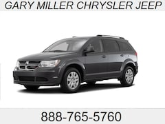 New 2018 Dodge Journey SE Sport Utility 3C4PDCAB9JT496523 for sale in Erie, PA at Gary Miller Chrysler Dodge Jeep Ram