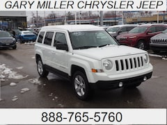 Certified 2015 Jeep Patriot Latitude 4x4 SUV 1C4NJRFB6FD292500 for sale at Gary Miller Chrysler Dodge Jeep Ram in Erie, PA